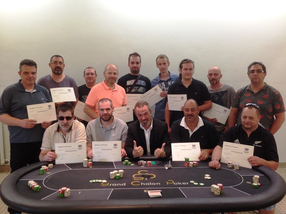 Tournois de poker amateur ohio